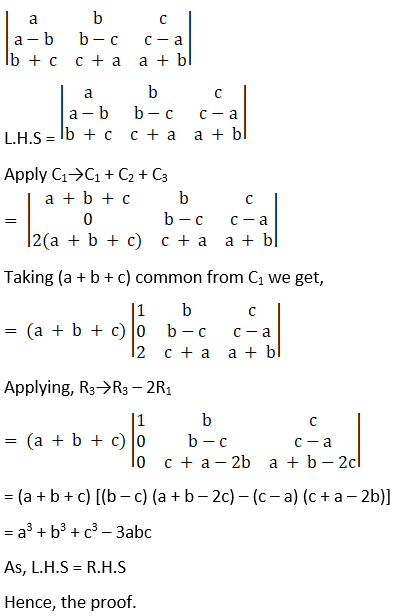 RD Sharma Solutions for Class 12 Maths Chapter 6 Determinants Image 112