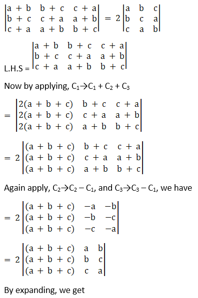 RD Sharma Solutions for Class 12 Maths Chapter 6 Determinants Image 117