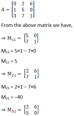 RD Sharma Solutions for Class 12 Maths Chapter 6 Determinants Image 12