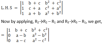 RD Sharma Solutions for Class 12 Maths Chapter 6 Determinants Image 126