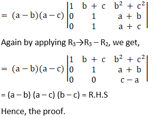 RD Sharma Solutions for Class 12 Maths Chapter 6 Determinants Image 127