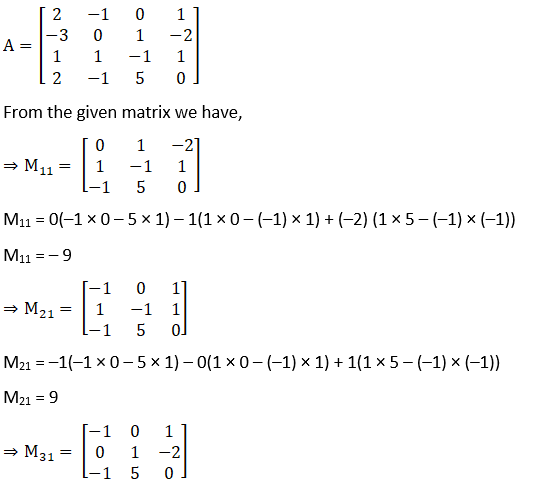 RD Sharma Solutions for Class 12 Maths Chapter 6 Determinants Image 14