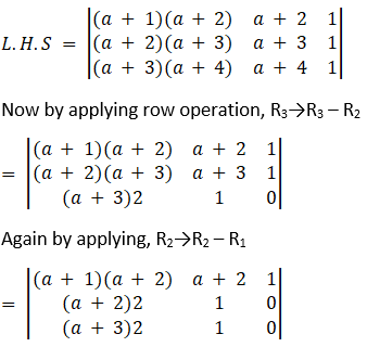 RD Sharma Solutions for Class 12 Maths Chapter 6 Determinants Image 140