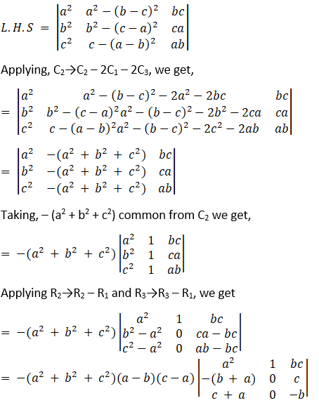 RD Sharma Solutions for Class 12 Maths Chapter 6 Determinants Image 142