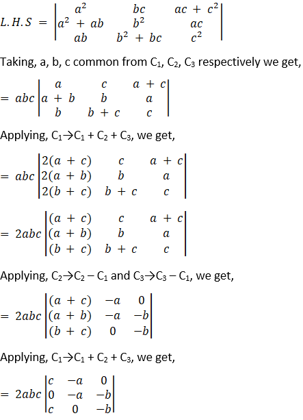 RD Sharma Solutions for Class 12 Maths Chapter 6 Determinants Image 147