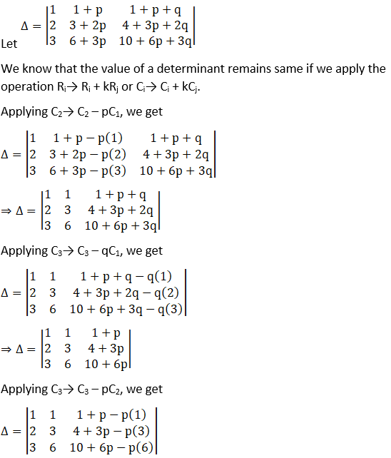 RD Sharma Solutions for Class 12 Maths Chapter 6 Determinants Image 153