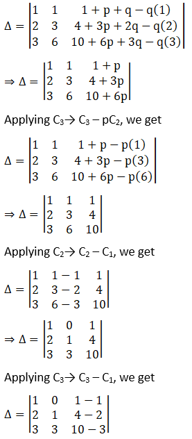 RD Sharma Solutions for Class 12 Maths Chapter 6 Determinants Image 154