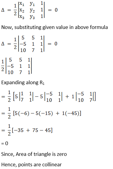 RD Sharma Solutions for Class 12 Maths Chapter 6 Determinants Image 162