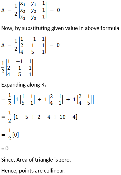 RD Sharma Solutions for Class 12 Maths Chapter 6 Determinants Image 163