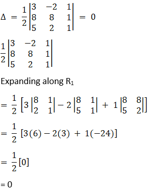 RD Sharma Solutions for Class 12 Maths Chapter 6 Determinants Image 165