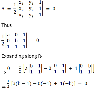 RD Sharma Solutions for Class 12 Maths Chapter 6 Determinants Image 168