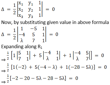 RD Sharma Solutions for Class 12 Maths Chapter 6 Determinants Image 171
