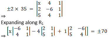 RD Sharma Solutions for Class 12 Maths Chapter 6 Determinants Image 173