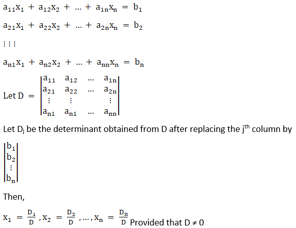 RD Sharma Solutions for Class 12 Maths Chapter 6 Determinants Image 182
