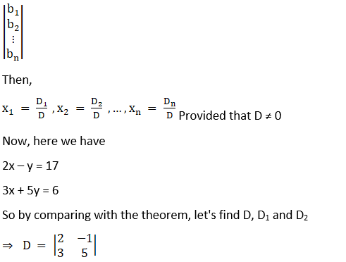 RD Sharma Solutions for Class 12 Maths Chapter 6 Determinants Image 183