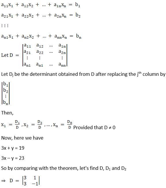 RD Sharma Solutions for Class 12 Maths Chapter 6 Determinants Image 186