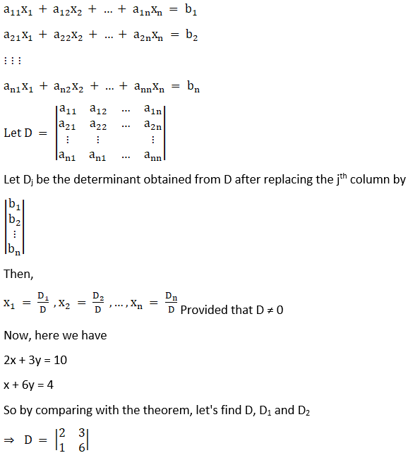 RD Sharma Solutions for Class 12 Maths Chapter 6 Determinants Image 200