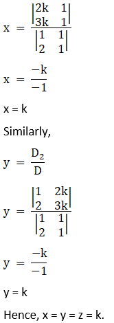 RD Sharma Solutions for Class 12 Maths Chapter 6 Determinants Image 261