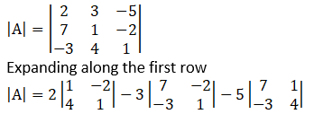 RD Sharma Solutions for Class 12 Maths Chapter 6 Determinants Image 29
