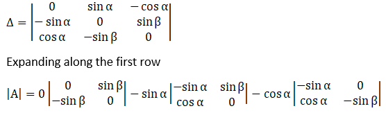 RD Sharma Solutions for Class 12 Maths Chapter 6 Determinants Image 32