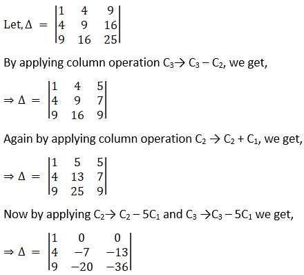 RD Sharma Solutions for Class 12 Maths Chapter 6 Determinants Image 47
