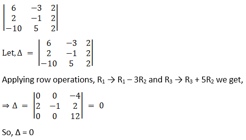 RD Sharma Solutions for Class 12 Maths Chapter 6 Determinants Image 48
