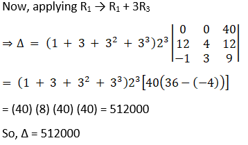 RD Sharma Solutions for Class 12 Maths Chapter 6 Determinants Image 51
