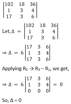 RD Sharma Solutions for Class 12 Maths Chapter 6 Determinants Image 52