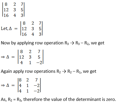 RD Sharma Solutions for Class 12 Maths Chapter 6 Determinants Image 70