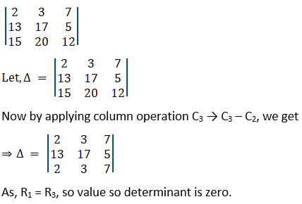 RD Sharma Solutions for Class 12 Maths Chapter 6 Determinants Image 73