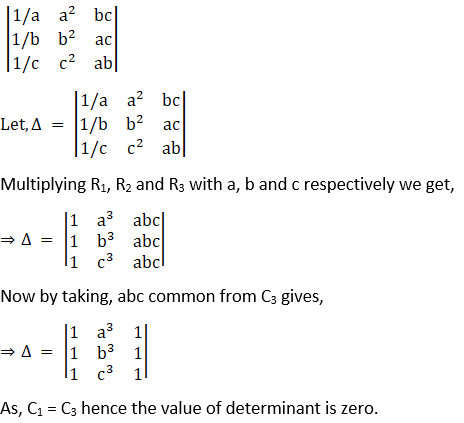 RD Sharma Solutions for Class 12 Maths Chapter 6 Determinants Image 74