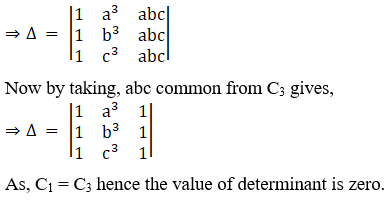 RD Sharma Solutions for Class 12 Maths Chapter 6 Determinants Image 75