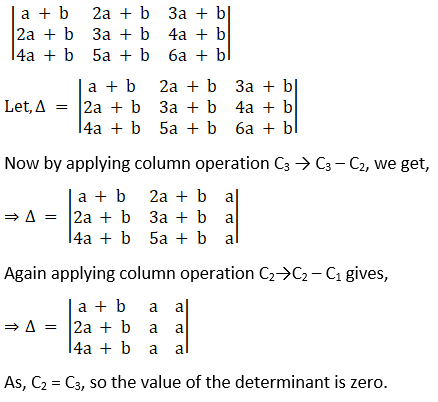 RD Sharma Solutions for Class 12 Maths Chapter 6 Determinants Image 76