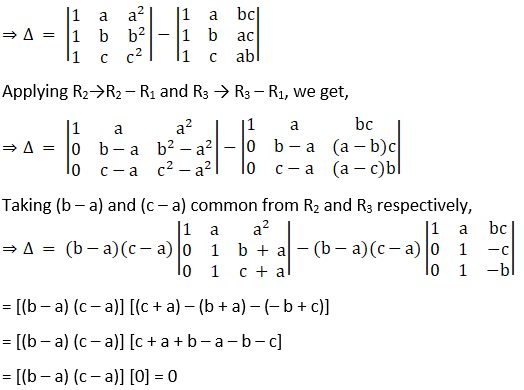 RD Sharma Solutions for Class 12 Maths Chapter 6 Determinants Image 78