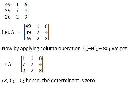 RD Sharma Solutions for Class 12 Maths Chapter 6 Determinants Image 79
