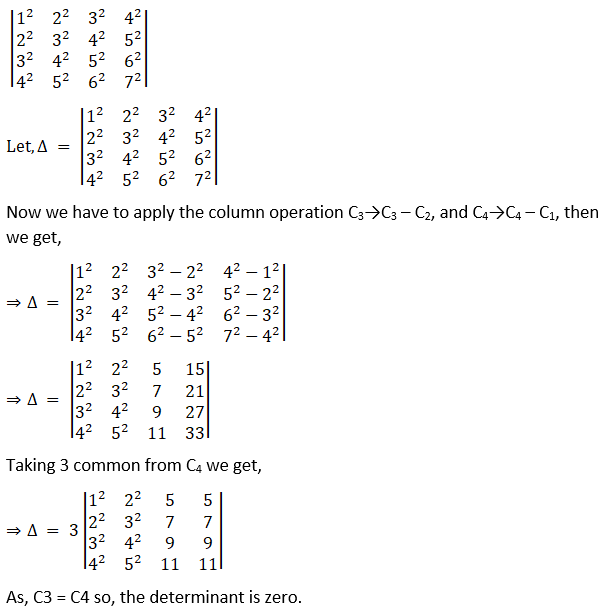 RD Sharma Solutions for Class 12 Maths Chapter 6 Determinants Image 82
