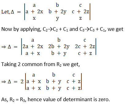 RD Sharma Solutions for Class 12 Maths Chapter 6 Determinants Image 84