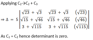 RD Sharma Solutions for Class 12 Maths Chapter 6 Determinants Image 92