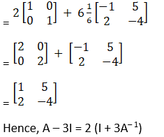 RD Sharma Solutions for Class 12 Maths Chapter 7 Adjoint and Inverse of a Matrix Image 106