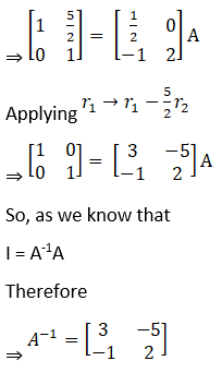 RD Sharma Solutions for Class 12 Maths Chapter 7 Adjoint and Inverse of a Matrix Image 142