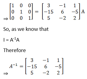 RD Sharma Solutions for Class 12 Maths Chapter 7 Adjoint and Inverse of a Matrix Image 153
