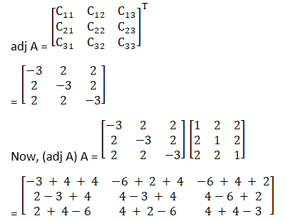 RD Sharma Solutions for Class 12 Maths Chapter 7 Adjoint and Inverse of a Matrix Image 22