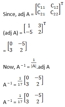 RD Sharma Solutions for Class 12 Maths Chapter 7 Adjoint and Inverse of a Matrix Image 59