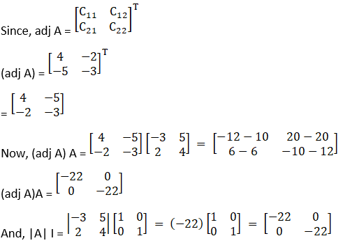 RD Sharma Solutions for Class 12 Maths Chapter 7 Adjoint and Inverse of a Matrix Image 6