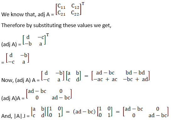 RD Sharma Solutions for Class 12 Maths Chapter 7 Adjoint and Inverse of a Matrix Image 9