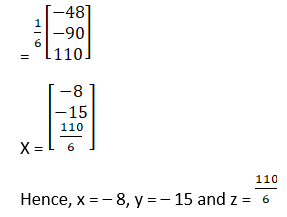 RD Sharma Solutions for Class 12 Maths Chapter 8 Solutions of Simultaneous Linear Equations Image 109
