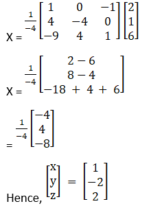 RD Sharma Solutions for Class 12 Maths Chapter 8 Solutions of Simultaneous Linear Equations Image 112