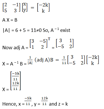 RD Sharma Solutions for Class 12 Maths Chapter 8 Solutions of Simultaneous Linear Equations Image 117