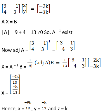 RD Sharma Solutions for Class 12 Maths Chapter 8 Solutions of Simultaneous Linear Equations Image 119