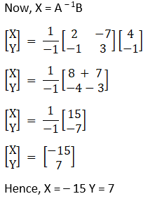 RD Sharma Solutions for Class 12 Maths Chapter 8 Solutions of Simultaneous Linear Equations Image 12